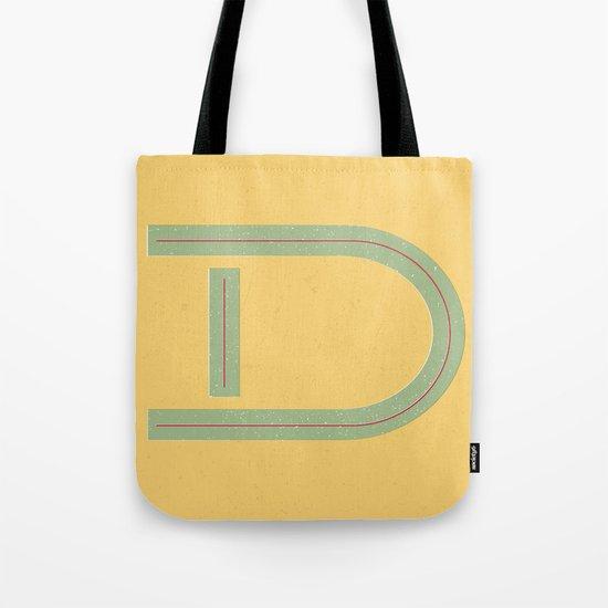 D 001 Tote Bag