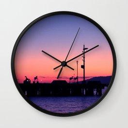 Subic Bay Wall Clock