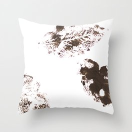 Autumn leaves 10 Throw Pillow