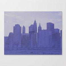 from Brooklyn Canvas Print