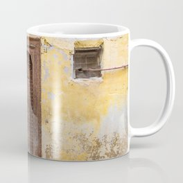 Number 23 - Doorways of Fes, Morocco Coffee Mug