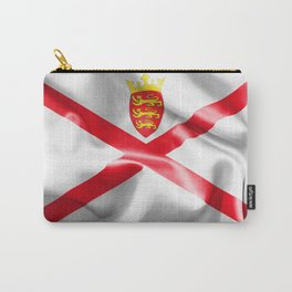 Jersey Flag Carry-All Pouch