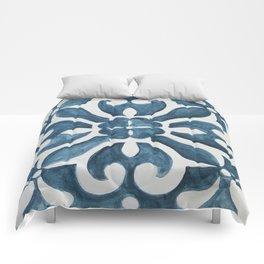 Mediterranean Tile II Comforters