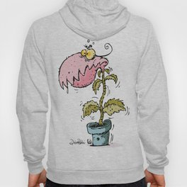 cannibal plant Hoody