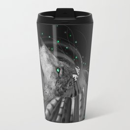 Don't Define the World (Chief of Dreams: Wolf) Tribe Series Travel Mug