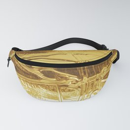 GOLD! Fanny Pack