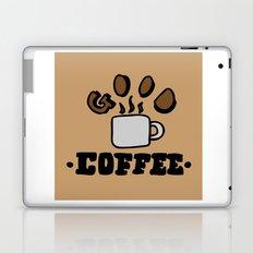 good coffee Laptop & iPad Skin