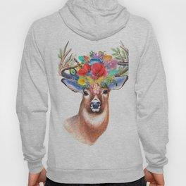 Hipster Deer Hoody