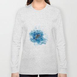 Lemurian Peninsula Long Sleeve T-shirt