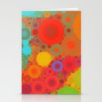 circles Stationery Cards featuring Circles by Mr and Mrs Quirynen