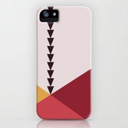bandana    fruit & berry chia pudding iPhone Case