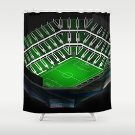 The Appalachian Shower Curtain