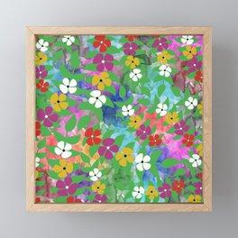 Pattern 122 Framed Mini Art Print