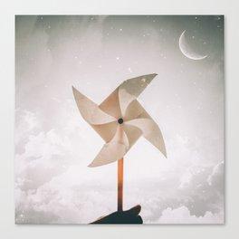 Pinwheel Dream Canvas Print