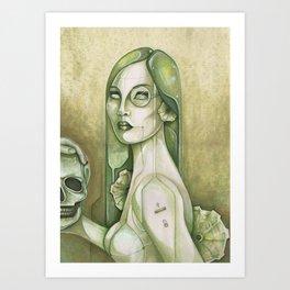 Industrial. Art Print