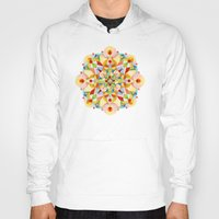 carousel Hoodies featuring Pastel Carousel by Patricia Shea Designs