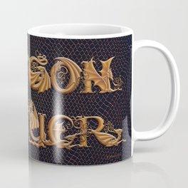 Dracoserific Dragon Slayer Coffee Mug