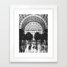 Are You Going To Leave Me? Framed Art Print