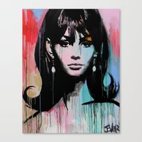 carnaby Canvas Print