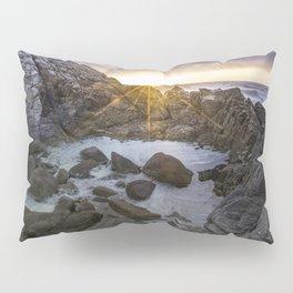Tide Pool At Dusk Pillow Sham
