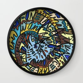 Take Everything I Dare You Wall Clock