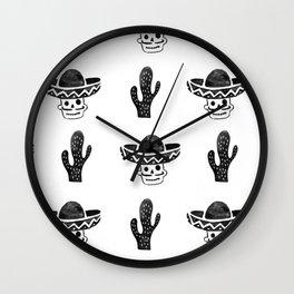 Viva Mexico! Wall Clock