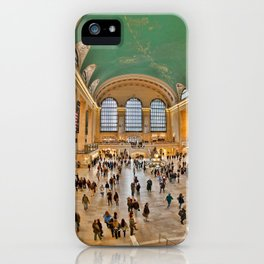 Grand Central Terminal/NYC iPhone Case
