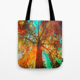 Maple Life Tote Bag