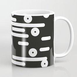 Rollin black Coffee Mug