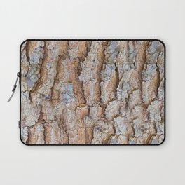 Pine bark textures Laptop Sleeve