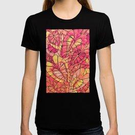 Schismatoglottis Calyptrata – Pink/Peach Palette T-shirt