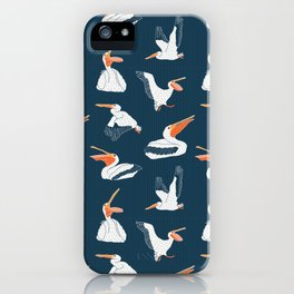 Feeding Frenzy iPhone Case