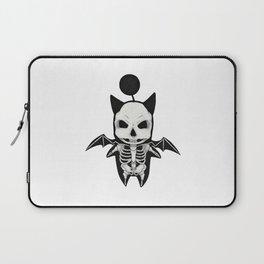 Skeleton Moogle - Chocobo Laptop Sleeve
