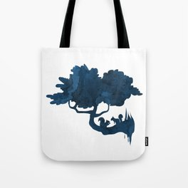Squirrels Tote Bag