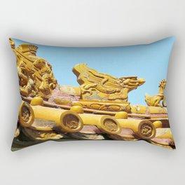 China Roof Top Rectangular Pillow
