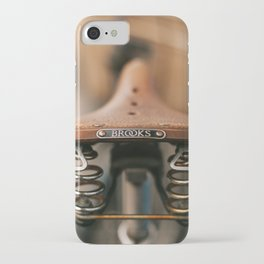 Brooks Bike iPhone Case