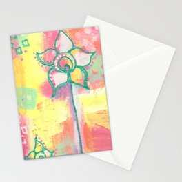 """""""Bloom"""" Stationery Cards"""