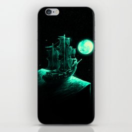 Detour iPhone Skin