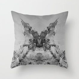 mineral concept Throw Pillow