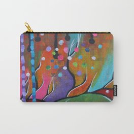 the vines Carry-All Pouch