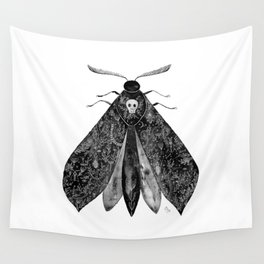The Moth and All His Friends Wall Tapestry