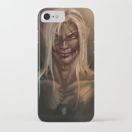 Cairaha Spirit of Death iPhone Case