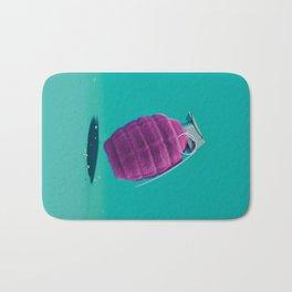 Smart Bomb Bath Mat