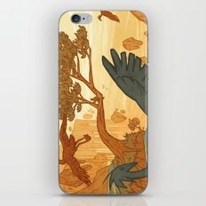Journey to the Edge of the World iPhone & iPod Skin