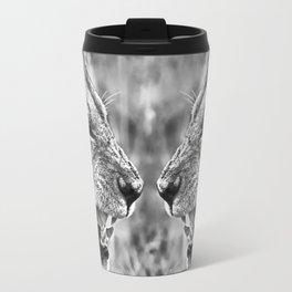 Fierce Lion Travel Mug