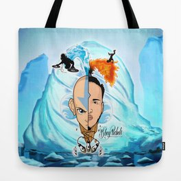 4Elements of Hip Hop x 4Elements of Life  Tote Bag