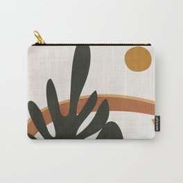 Abstract Plant Life I Carry-All Pouch