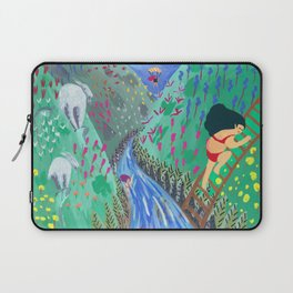 River vacation Laptop Sleeve