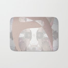 Sexz mask Bath Mat