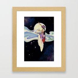 """Blossoms to Stars"" painting by Emma Gardner Framed Art Print"